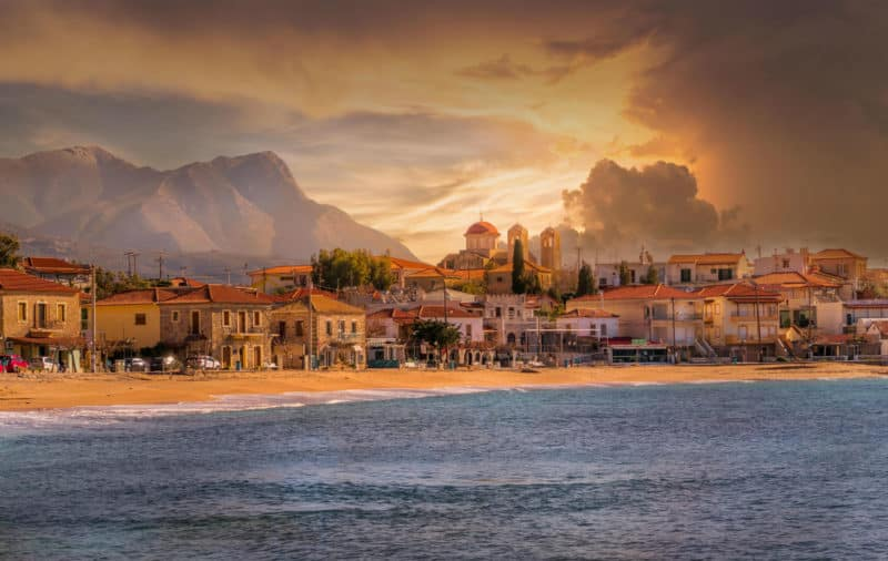 Stoupa-Mani-Peloponnese-Greece-out-of-season