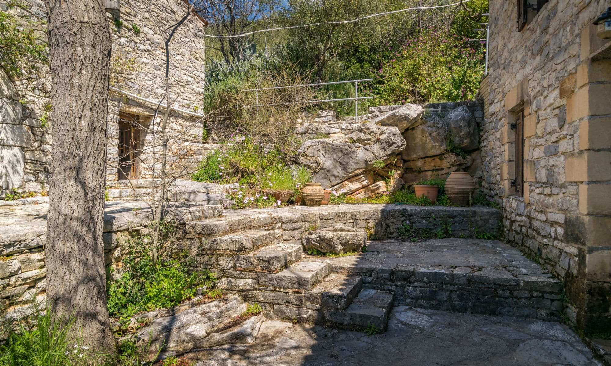 find house dream home peloponnese