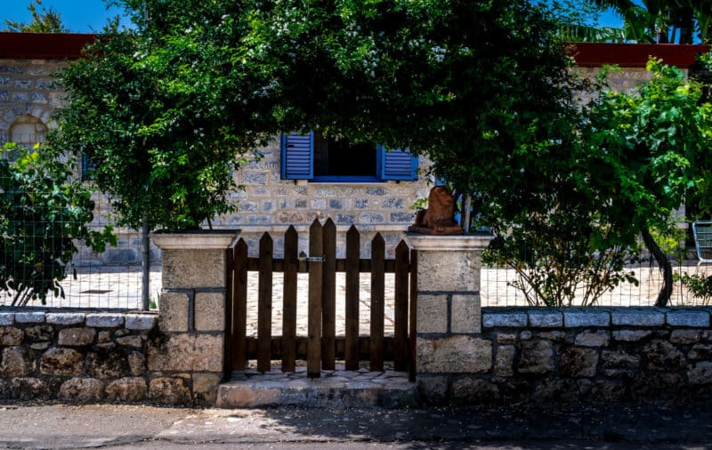 rent property peloponnese rental income